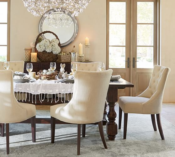 sale alert save 20 on pottery barn dining tables and dining chairs