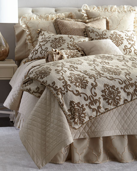 Isabella Collection by Kathy Fielder King Sofia Duvet Cover Horchow suite dreams sale