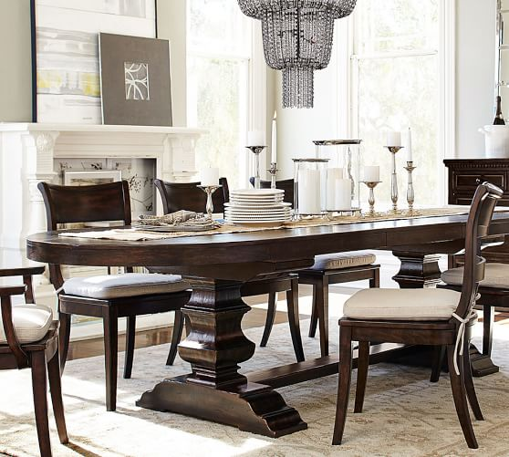 2017 Pottery Barn Dining Room Sale: Save 30% Dining Tables, Chairs, Chandeliers and More!