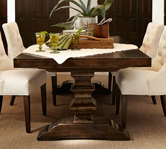 Pottery Barn Table: 2017 Pottery Barn Dining Room Sale: Save 30% Dining Tables