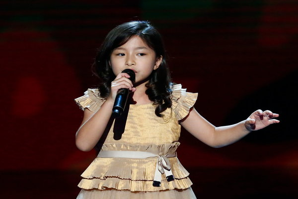 """Watch America's Got Talent Season 12 Episode 10 Judge Cuts 3 Videos: Tuesday, August 1, 2017. See talented nine year old singer, Celine Tam perform the judges! She wowed the judges a second time with her cover of """"How Am I Supposed To Live Without You"""" (by Laura Braningan, Michael Bolton) which she dedicated to her sister. Guest judge Laverne Cox hit the golden buzzer for this singing phenom who was named after Celine Dion (so was her sister, Dion)."""