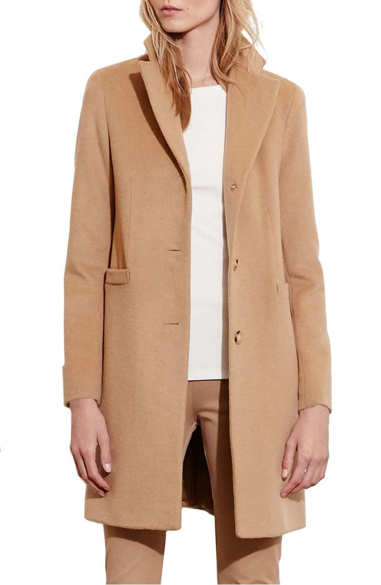 20 Of The Best Camel Coats For Women For Winter 2018