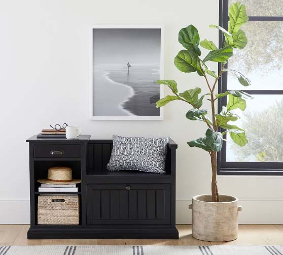 Pottery Barn Faux Potted Fiddle Leaf Fig Trees tree